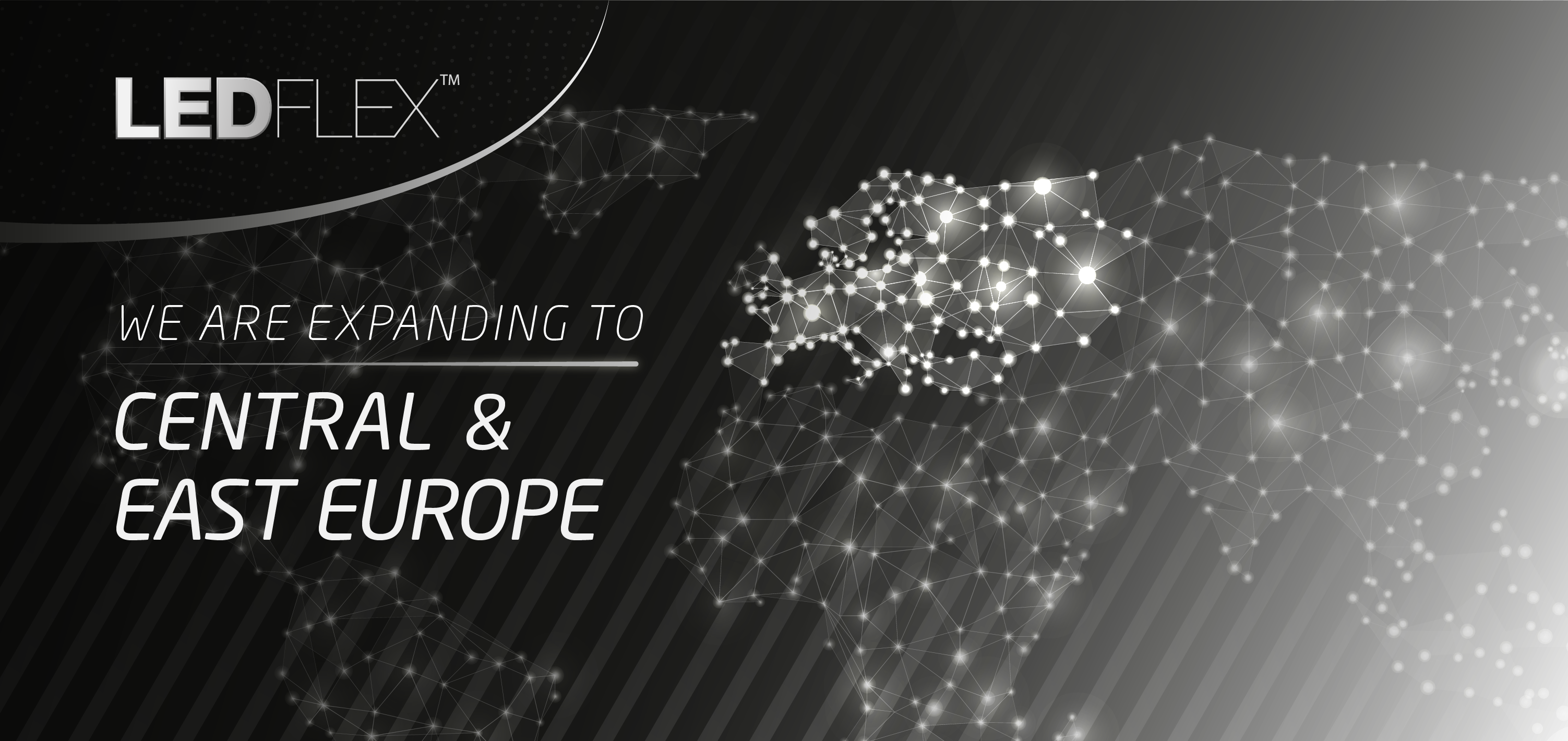 We are expanding to Central and East Europe