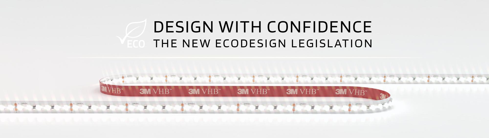 Design with Confidence - The new Ecodesign Legislation